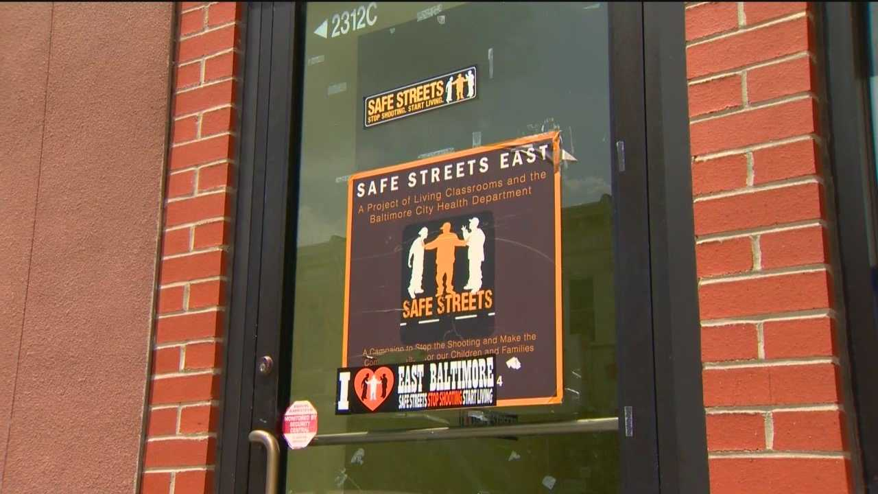 Baltimore's Safe Streets Program, which is all about reducing homicides and gun violence, is expanding due to a grant.