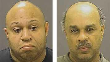 Derrick Lamb (left), Rayon Gray (right)