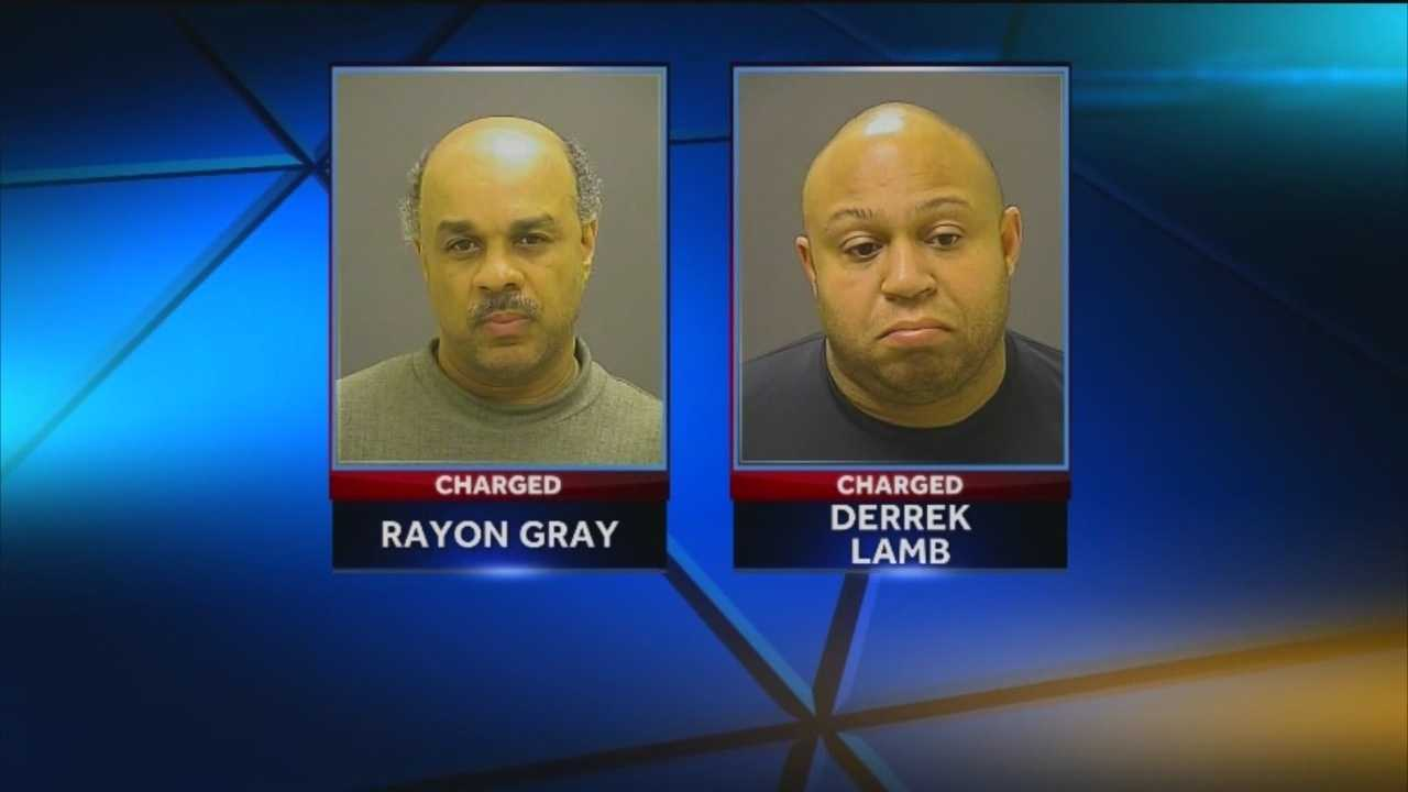 City police believe they have taken down two major drug distributors in Baltimore after recovering money and over $260,000 worth of drugs during a bust.