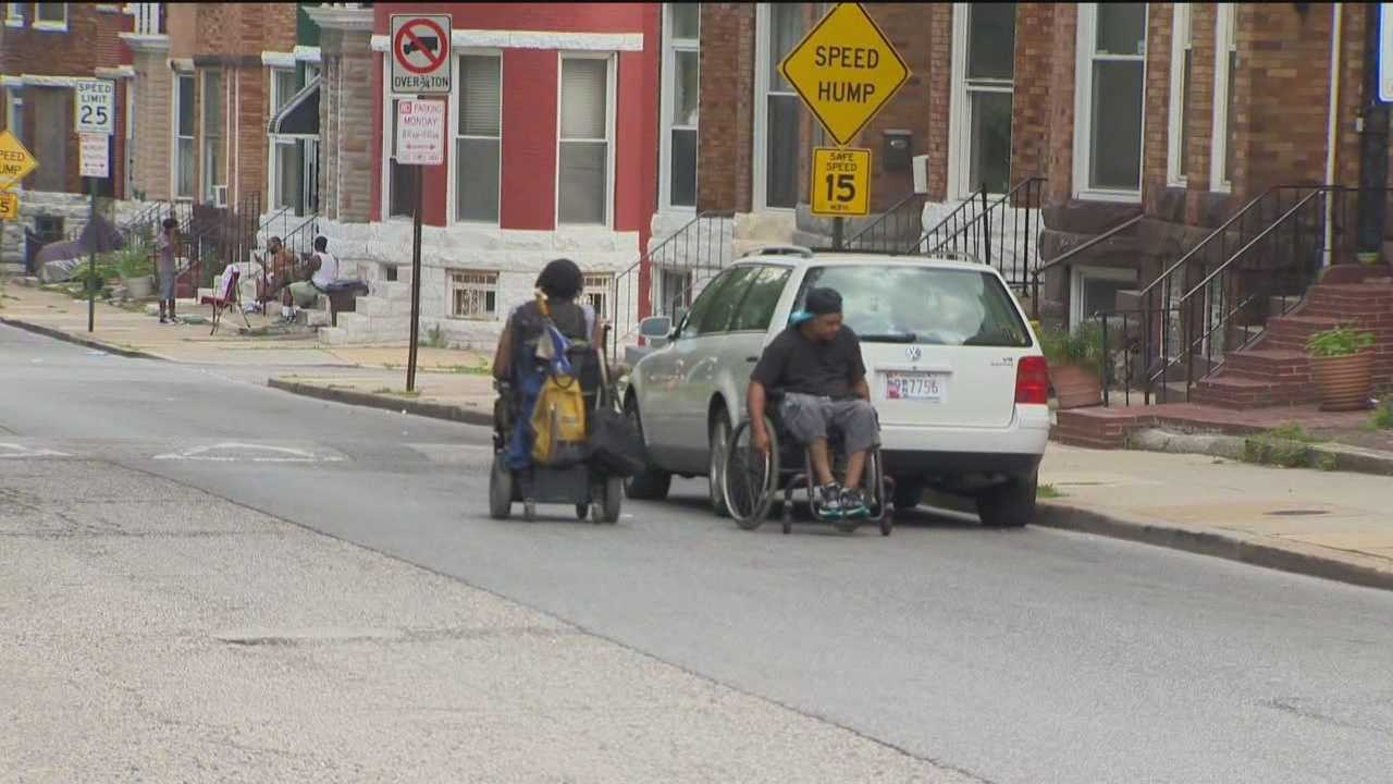 Baltimore is one of only nine cities where gun violence is the leading cause of spinal cord injuries. The fallout from spinal cord injuries related to gun violence is a lifetime of medical challenges and what some call an epidemic: black men in wheelchairs, paralyzed from being shot on the streets of Baltimore.