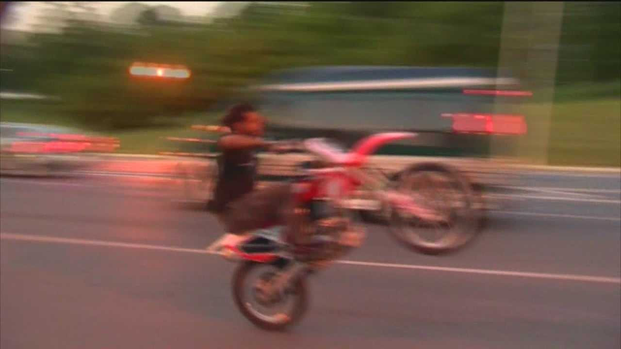 It's been a long road, but a plan to get dirt bikes off city streets is finally moving forward.