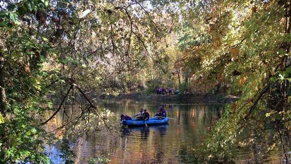 Linthicum pond