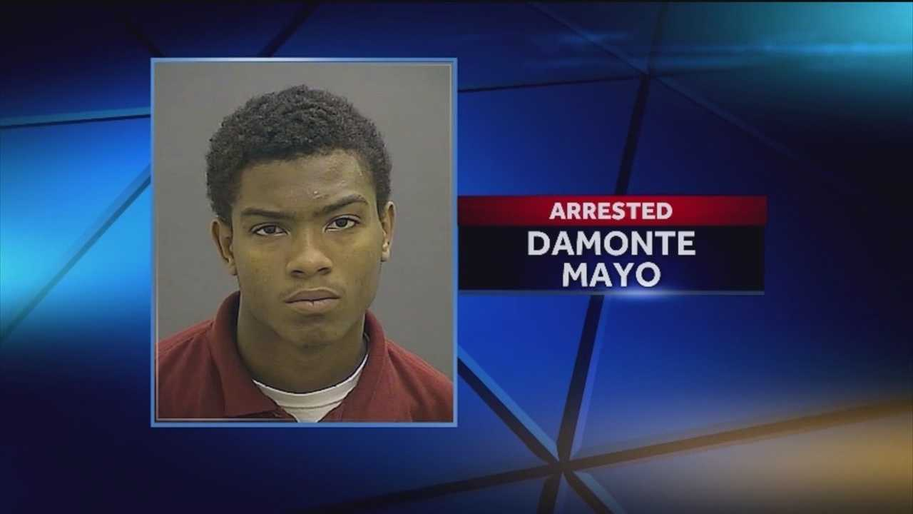 City police have arrested 17-year-old Damonte Mayo in connection with two carjacking cases.