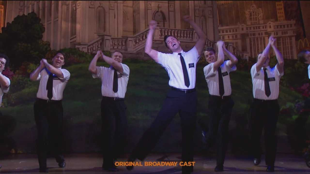 "One of the most popular musicals is at the Hippodrome. The national tour of ""The Book of Mormon"" opened Tuesday night in Baltimore. The musical follows two young Mormon missionaries who are sent to Uganda but realize their training didn't prepare them for life outside of Salt Lake City. The actors say it's a hilarious show with a good message. ""The Book of Mormon"" runs through Nov. 15."