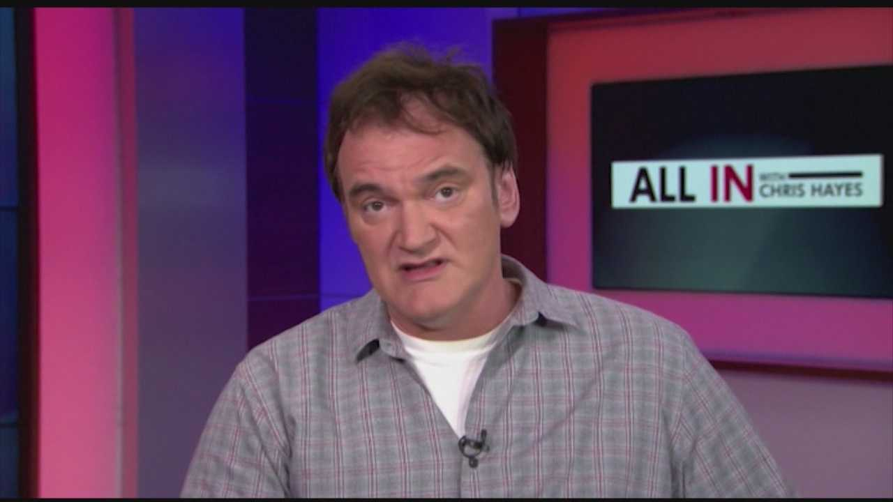 The Baltimore City Lodge No. 3 is the latest police union to announce a boycott of Quentin Tarantino's upcoming film. Tarantino is being heavily criticized by police unions around the country for remarks he made during a police brutality rally on Oct. 24 in New York, calling attention to those killed in police shootings.