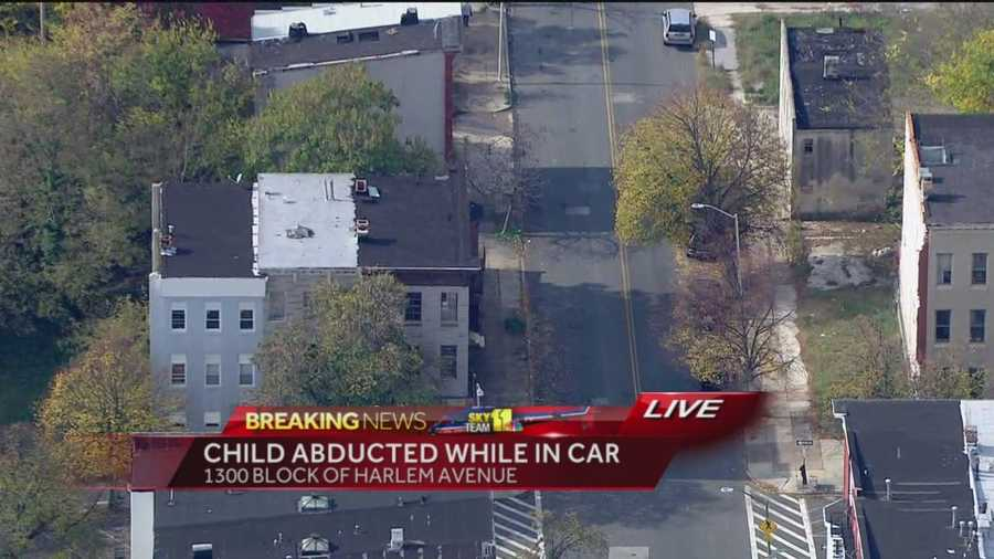 City police said reports of a 2-year-old boy who was taken when a man stole a running vehicle were a hoax.