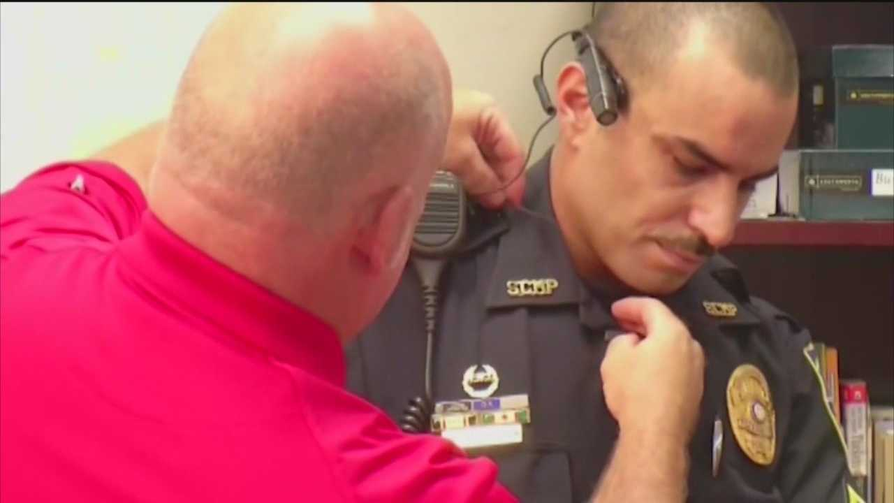 A Howard County advisory council is recommending that the county police should utilize body cameras in the future.