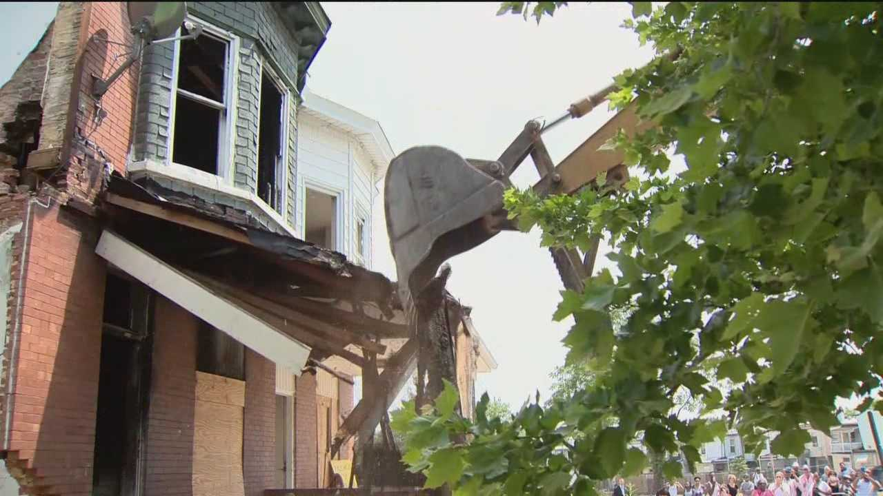 A new report obtained by the 11 News I-Team raises new questions about Baltimore City's much-touted program to rehab vacant houses.