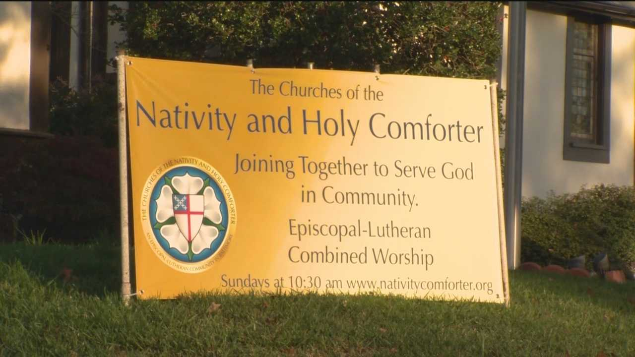An Episcopal church and a Lutheran church have merged amid a changing culture.