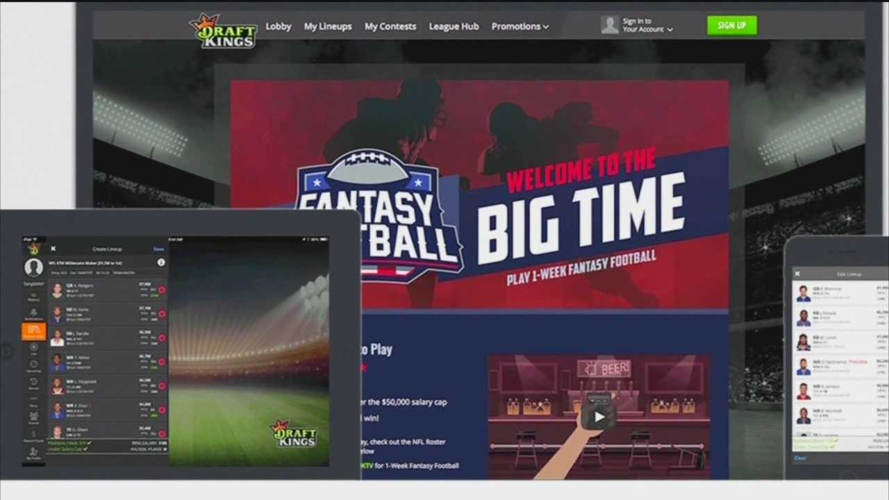 The game seems to be changing when it comes to fantasy sports leagues. Now Maryland's top financial official said he is going to investigate if companies like Draft Kings and FanDuel, already under fire in New York, are playing by the rules.