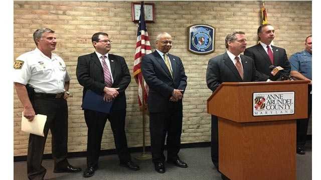 Local and state officials gathered in Brooklyn Park on Monday to announce the expansion of the Safe Streets initiative into Anne Arundel County. The crime prevention initiative will be centered in the northern areas of the county, including Brooklyn Park, Pasadena and Odenton.
