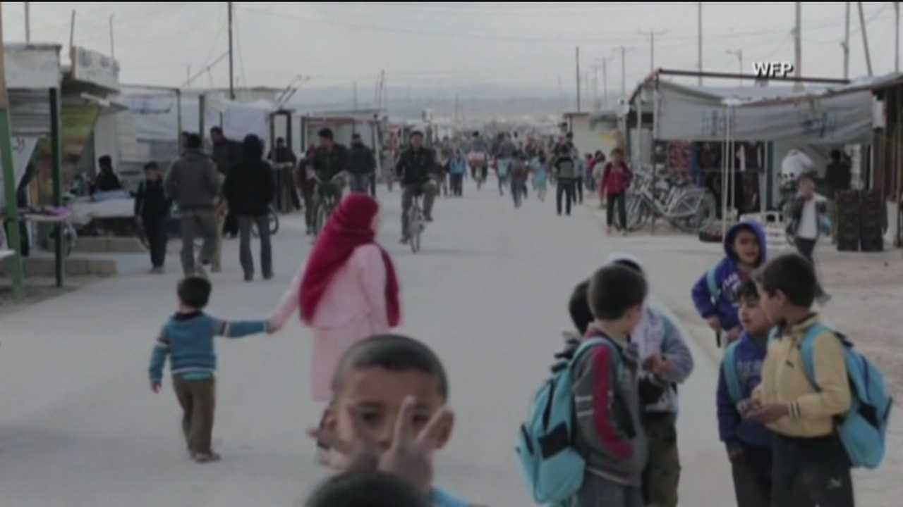 A growing number of governors are threatening to stop Syrian refugees from settling in their states. The Paris attacks have put the Syrian refugee crisis back in the spotlight as one of the attackers had a Syrian passport. President Barack Obama said Monday the U.S. should continue to open its arms to Syrians escaping civil war, but the Hogan administration is concerned about the security threat that could pose.