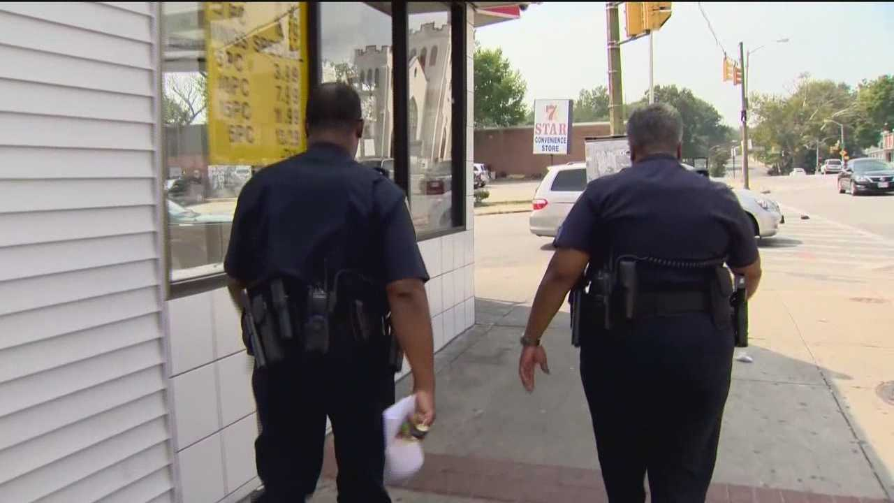 Baltimore Police Commissioner Kevin Davis is ordering all sworn officers to spend time in uniform on patrol as the city works to curb the spike in violence. Davis' initiative was outlined in a memo obtained by 11 News I-Team lead investigative reporter Jayne Miller. It comes as the city has recorded 300 homicides in a year for the first time since 1999 and its per-capita homicide rate is the worst in city history.