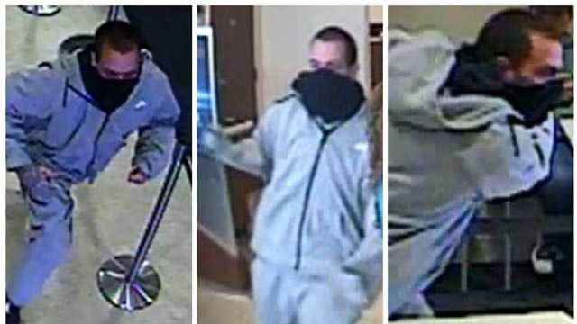 Multiple rewards are being offered for information leading to an arrest of the person responsible for the attempted bank robbery of the Navy Federal Credit Union last week in Glen Burnie.