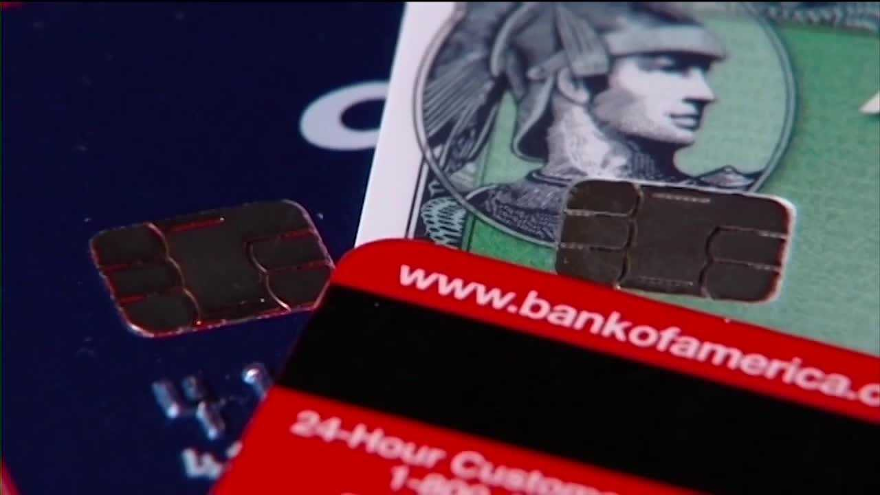 Many of you are preparing for some shopping over the next four or five days, but underneath the joy of holiday giving is a cyber warfare for access to your bank account. Technology is giving some protection to consumers who swipe their credit cards in stores, but experts say online shopping is still like the Wild West.