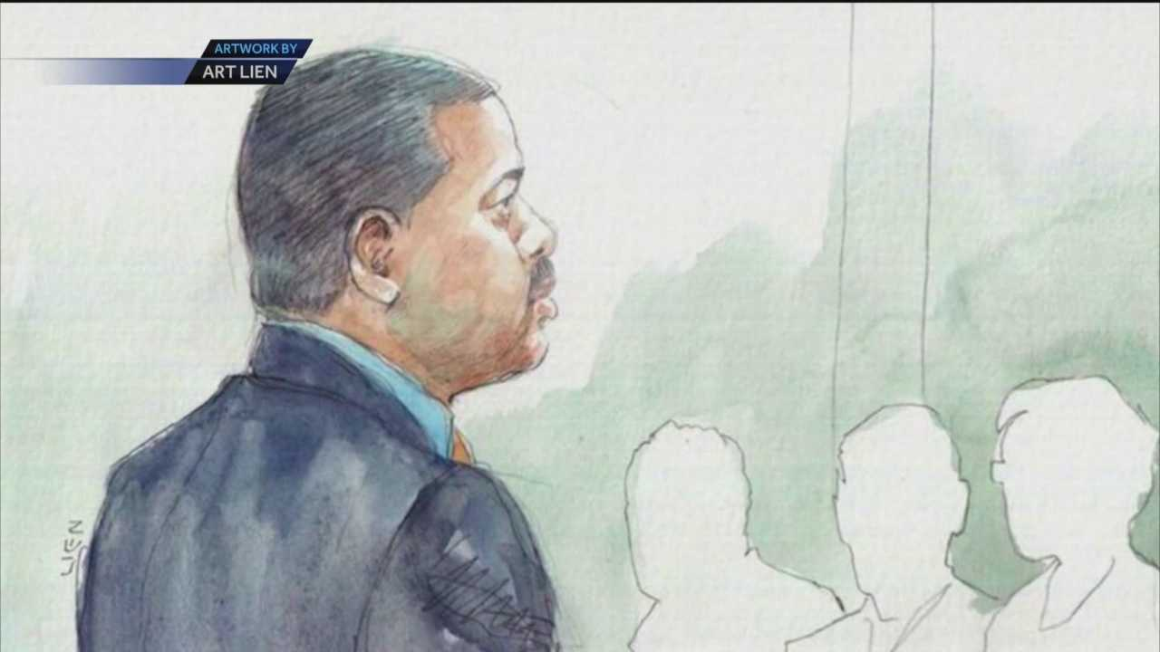 Jury selection continued on Tuesday in the trial of Officer William Porter. He is the first of six officers to go on trial on charges related to the death of Freddie Gray in April.