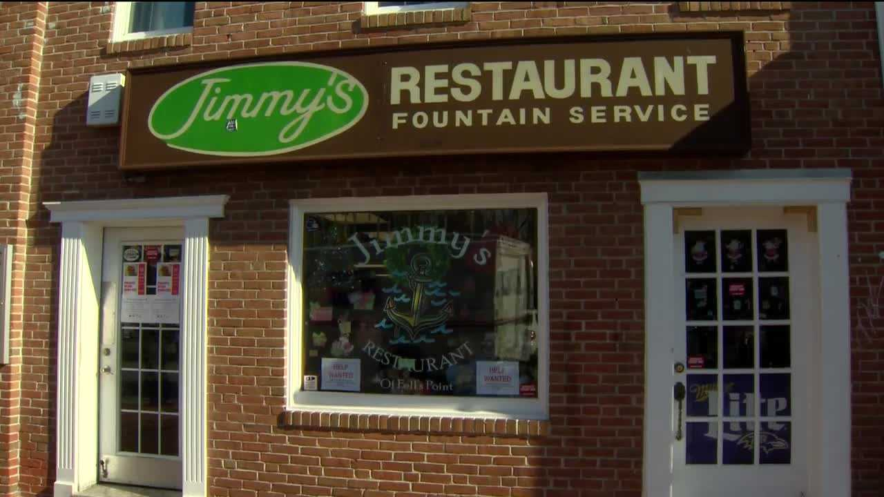 The April riots in Baltimore left not just physical devastation in its wake, but financial destruction as well. Restaurants and museums in the center of Baltimore's tourism industry, miles away from the unrest, continue to recover. When you think of eateries, nothing is more quintessentially Baltimore than Jimmy's Restaurant in Fells Point. The third-generation favorite of locals and tourists is four-and-a-half miles from North and Pennsylvania avenues, the epicenter of the April unrest, but the ripple effect reaches far.