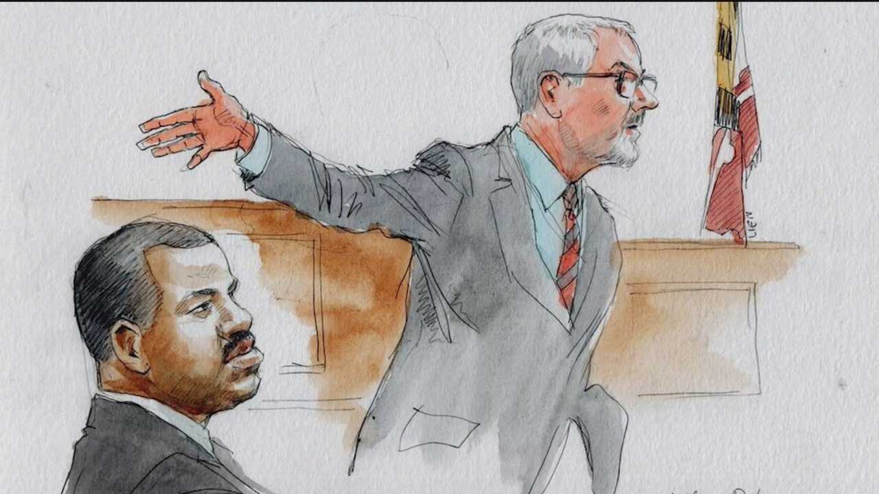 The Judge in the Officer William Porter case denied a defense request for a mistrial on Monday. Baltimore City Circuit Court Judge Barry Williams ruled that the trial will continue despite the defense's claim that prosecutors failed to disclose evidence. Williams is allowing the defense to use a statement in which Freddie Gray complains of a back injury.