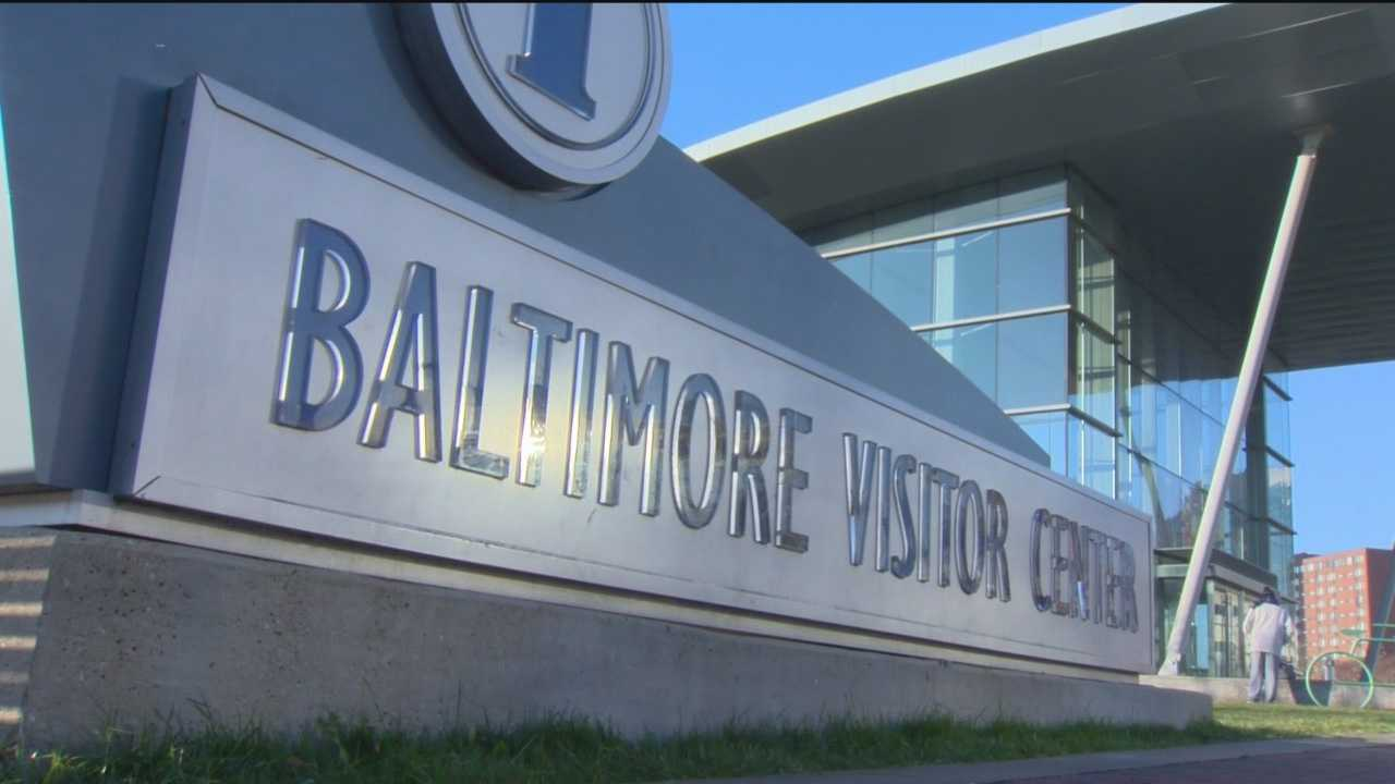 The Baltimore Visitor Center will still be a place where guests can get information, but at night, it will soon have a completely different purpose.