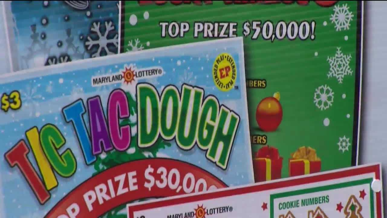 A new Maryland Lottery promotion gives players a chance to win with non-winning scratch-off tickets. Not only could players win thousands of dollars, but also a chance for a once-in-a-lifetime shopping spree.