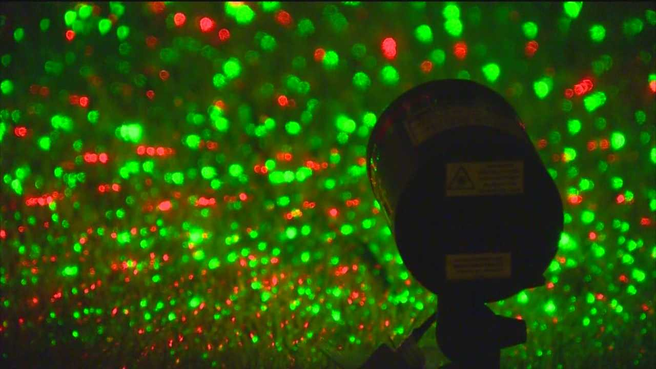 Many homeowners are using laser lights to decorate their homes in what's becoming a new holiday trend that looks cool but can also be dangerous. The lights aren't so popular with pilots and the Federal Aviation Administration.