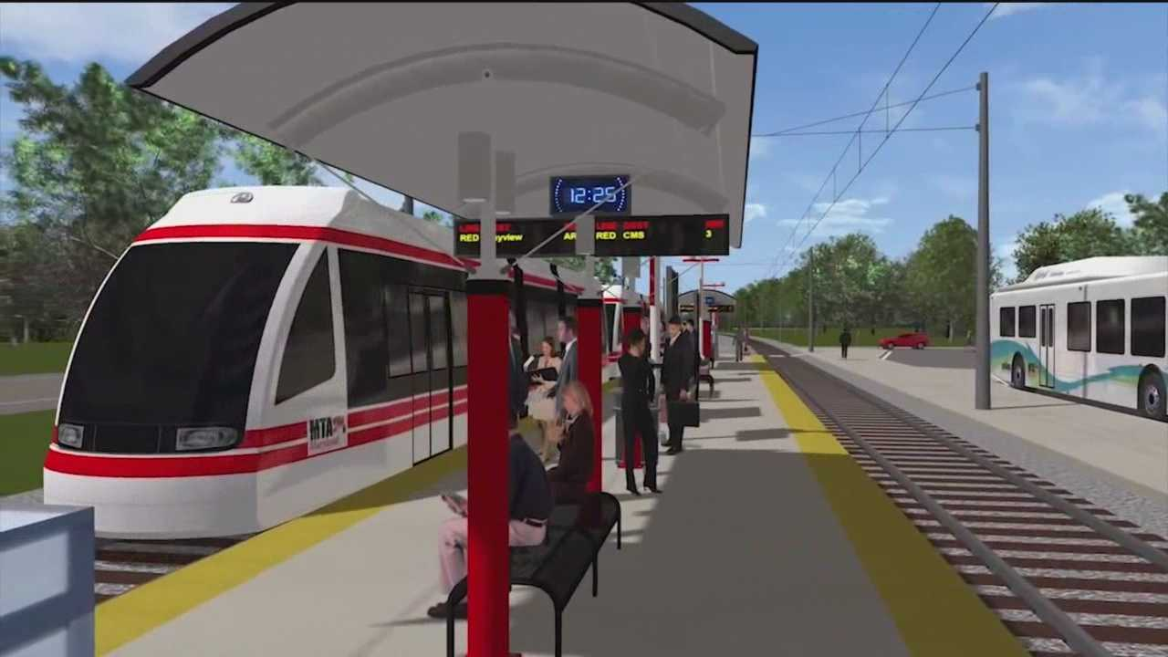 The NAACP and the ACLU are suing the state over Gov. Larry Hogan's decision to cancel the Red Line rail project. Hogan's office defends his decision, saying the reason for canceling the Red Line was due to its high cost and not due to race or geographic reasons.