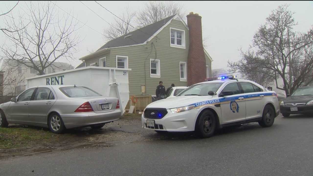 A 55-year-old man was found dead Wednesday of apparent carbon monoxide poisoning at a Woodlawn home, Baltimore County police said.