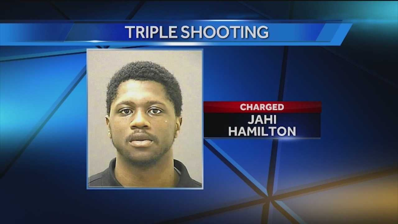 Baltimore police continue to investigate a shooting that injured three people in a west Baltimore store, including two girls. Jahi Hamilton, 18, was denied bail Tuesday, but if what he allegedly told investigators is true, the effort to get guns used in crime off the street has a long way to go.
