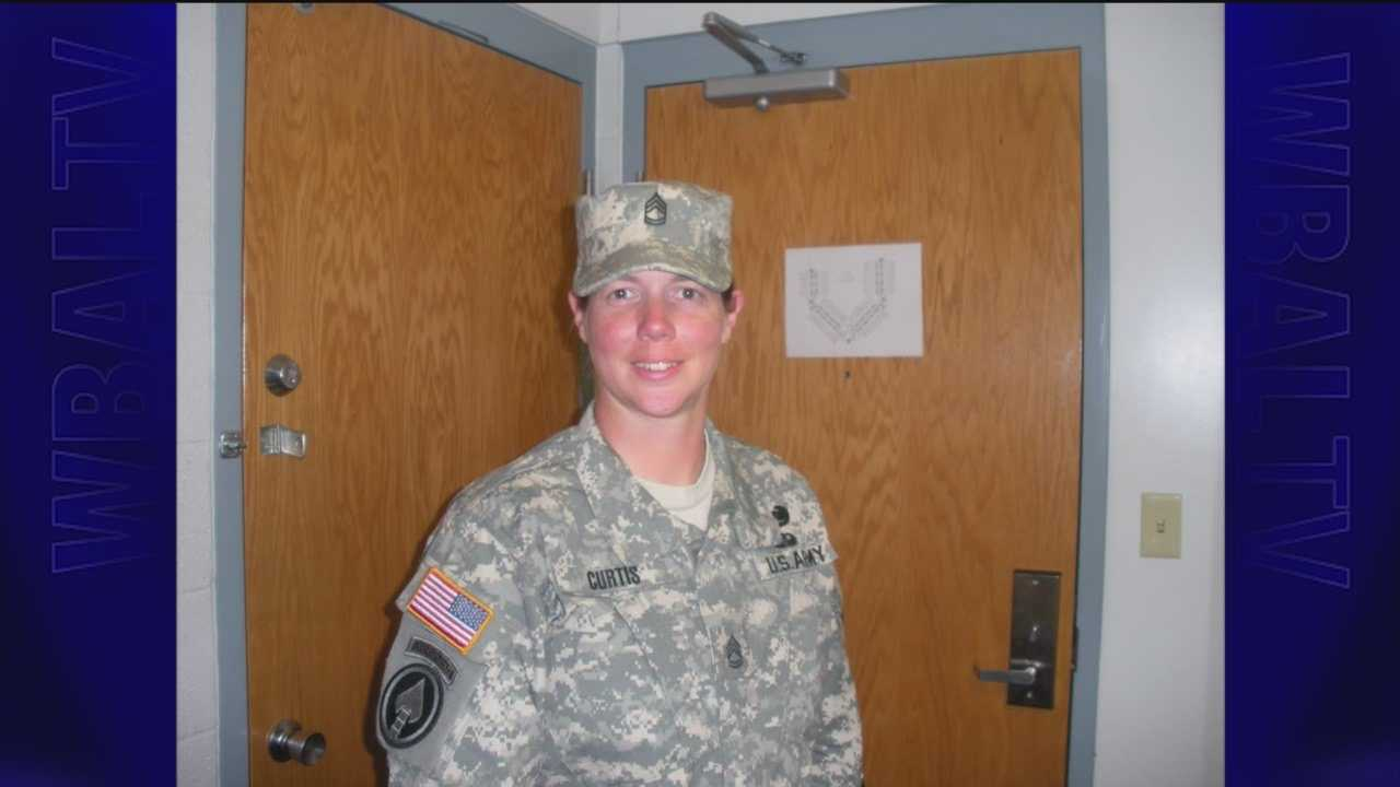 One local veteran is hoping to use her experience to help others suffering from post-traumatic stress disorder.