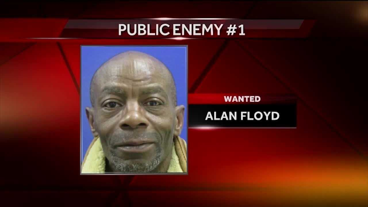 Baltimore City police have arrested Alan Floyd, 59, who is suspected of arson and murder on New Year's Day