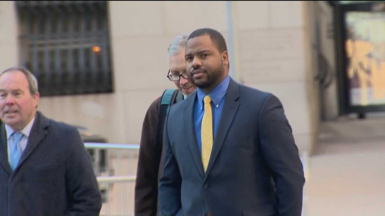 In what many in Maryland's legal community are calling a first in the state, Judge Barry Williams on Wednesday ruled that Officer William Porter must testify in the trial of Officer Caesar Goodson even as he awaits his own trial related to the death of Freddie Gray.