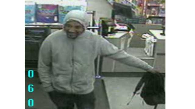 Baltimore County police are seeking the public's help in finding the man they said robbed a Walgreens on Harford Road in Parkville in November.