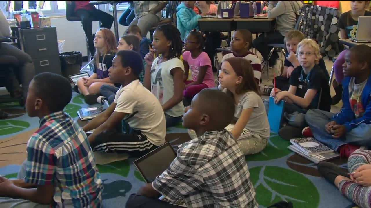 Maryland's public schools were ranked fourth nationally in the latest Education Week report released on Thursday.