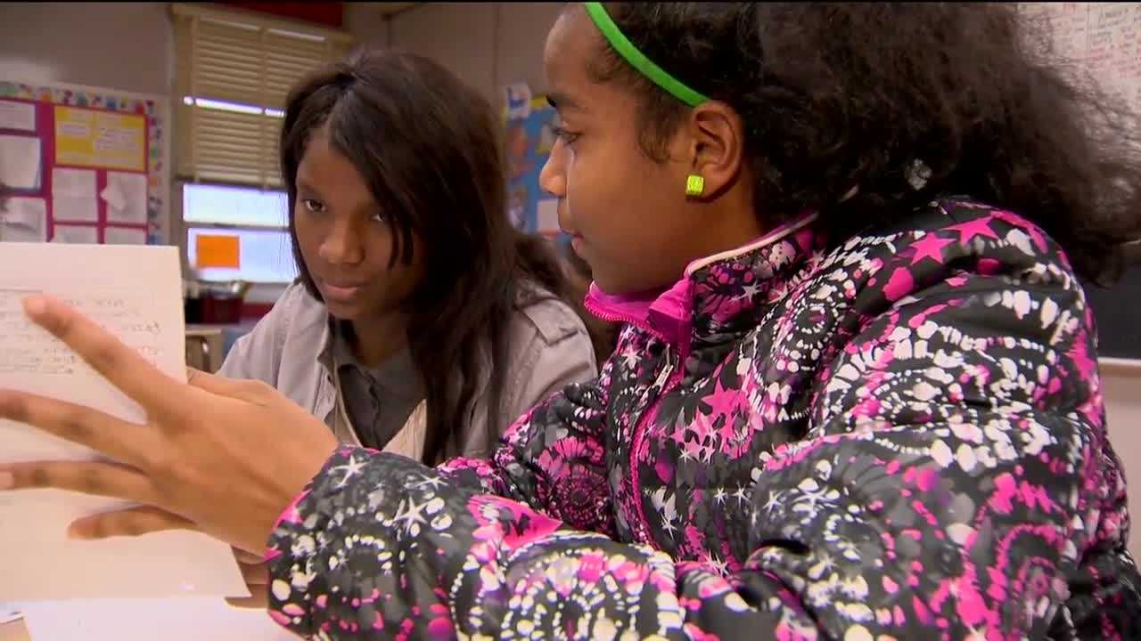 Thousands of elementary and middle school students in Baltimore City are already making plans for where they'll attend classes in the fall and they're doing so with some extra help from the school district.