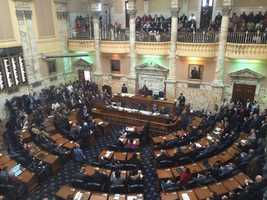 Jan. 13:2016 Session of Maryland General Assembly officially underway