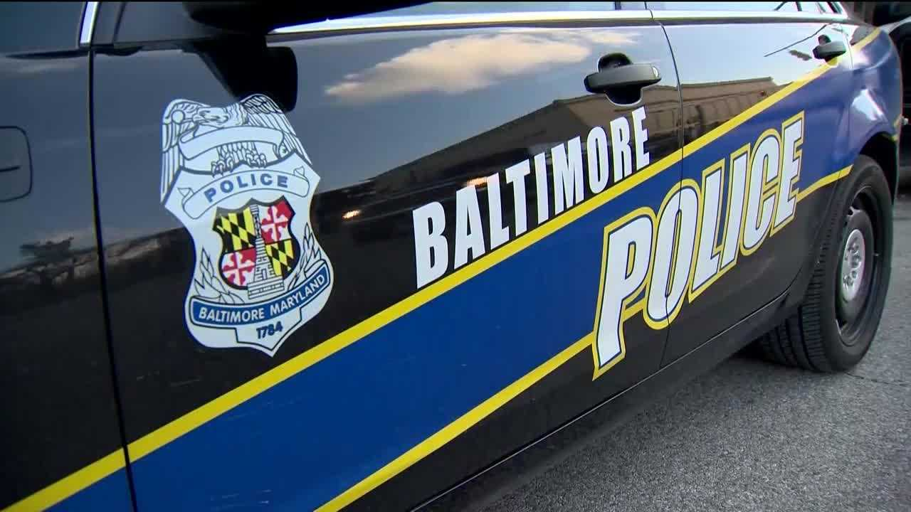 A man has been arrested in connection with the rape and shooting of a woman Saturday in west Baltimore, city police said Wednesday.