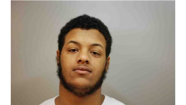 Keith Goods, 17, of Annapolis, is charged with robbery, first- and second-degree assault and theft.