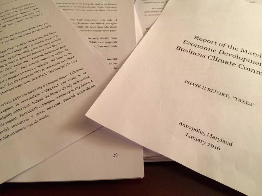 Jan. 15:Draft Augustine Commission Report.