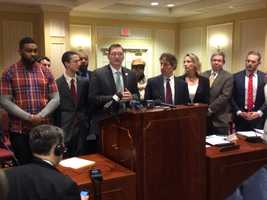 Jan. 19:Civil asset forfeiture news conference.
