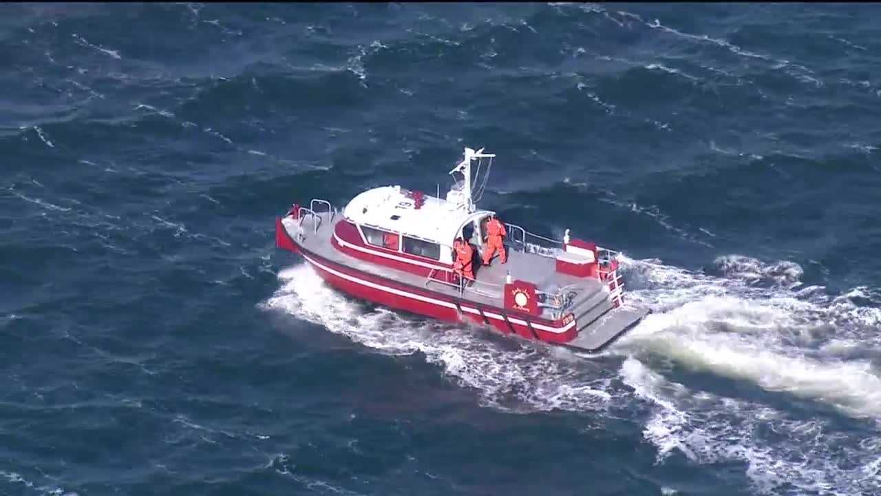 Two boaters missing on Severn River