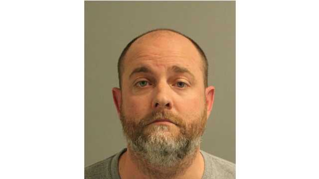 Nathan Martin, 39, of Odenton is charged with sexual assault and related charges of a 16-year-old at Arundel High School