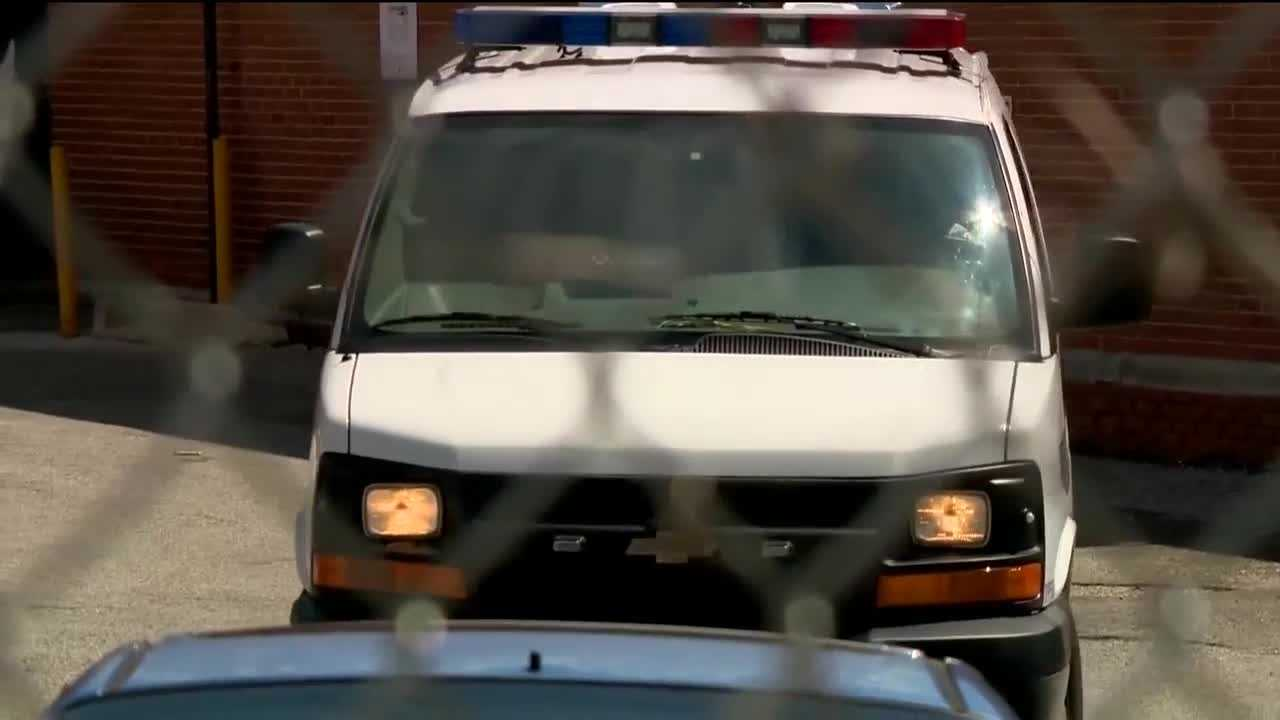 State lawmakers are considering a bill that slaps a stiff fine on police and corrections officers who fail to secure prisoners with a seat belt. The bill would impose a $10,000 civil fine, not a criminal offense, and it doesn't address the cost of installing seat belts in vehicles where districts that don't have them. Baltimore City Sen. Joan Carter Conway knows first-hand what it's like ride unbelted in a city police van. Years ago, she explained, officers accused her of impeding medical attention to a child who had been hit in front of her office.