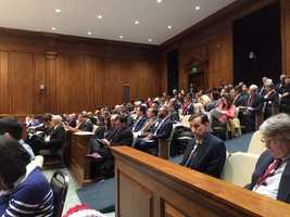 Jan. 26: DLS budget briefing packed house