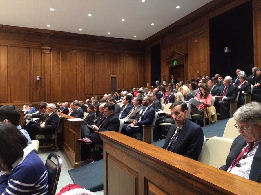 Jan. 26:DLS budget briefing packed house