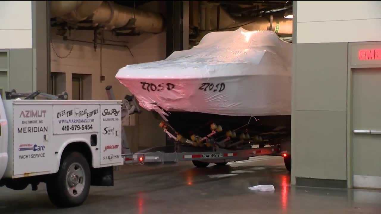 This year's Progressive Insurance Baltimore Boat Show is set to open Thursday morning despite the recent snowstorm.