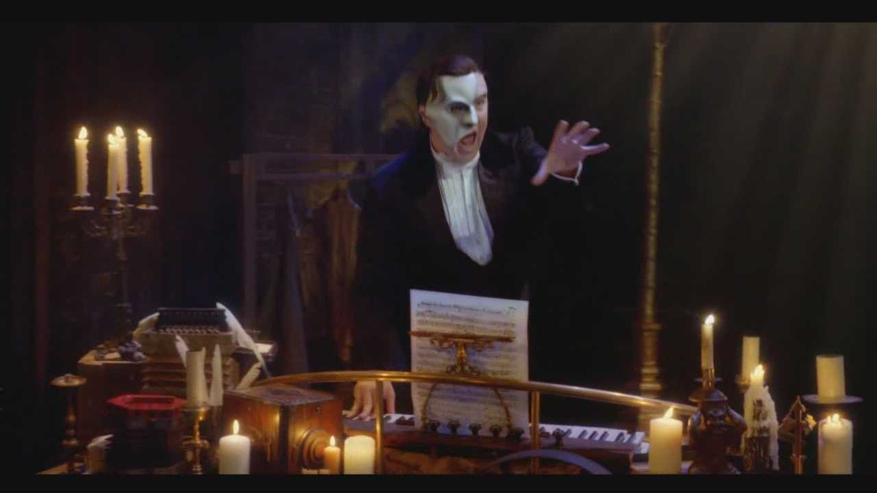 "The ""Phantom of the Opera"" comes to life Wednesday at the Hippodrome Theatre in Baltimore. The Tony Award-winning play is celebrating its 28th year. Chris Mann, who is familiar to fans of NBC's ""The Voice,"" is thrilled to be playing the phantom. He said this new version of the play is bigger and better than any production."