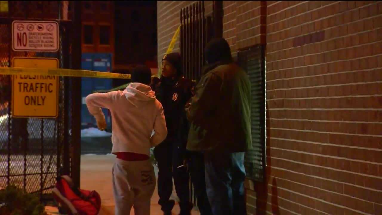 Friends and family are mourning the loss of a 16-year-old boy as Baltimore police release new information about the investigation into his death. The 300 block of McMechen Street is where Darius Bradney's life came to a sudden end. The teenager was found Jan. 29 in the hallway of an apartment building with a gunshot wound.