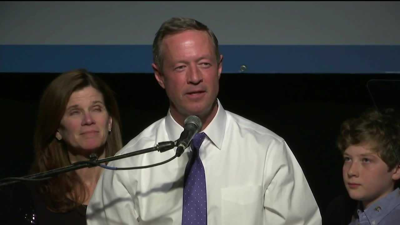 Though former Maryland Gov. Martin O'Malley's first foray into national politics didn't go in his favor this time, one political analyst said it might help him in the future. O'Malley announced in Iowa Monday night that he's ending his campaign after failing to get 1 percent of the caucus vote there.