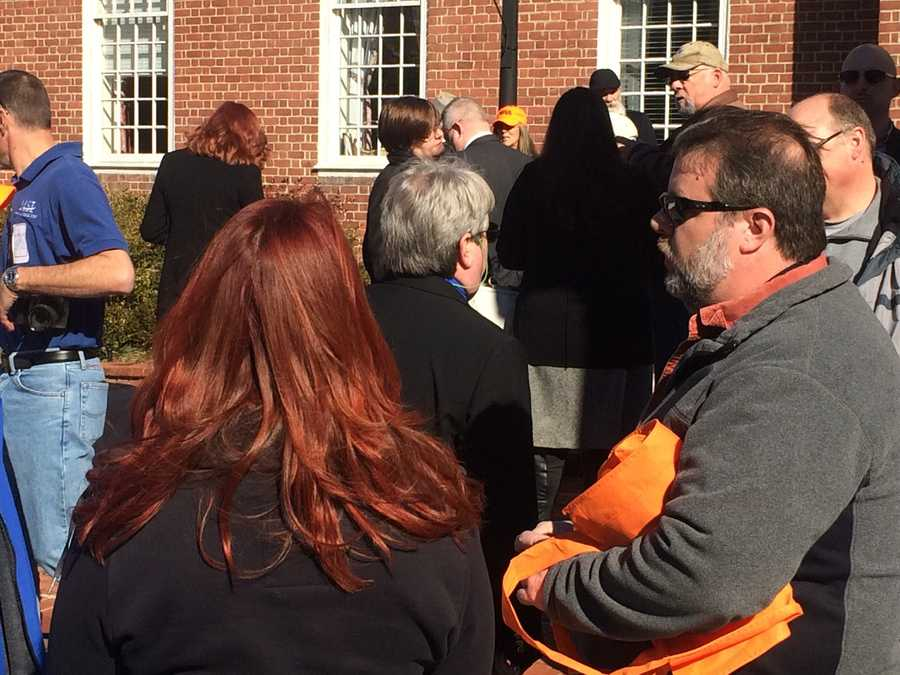 Feb. 2: NRA Second Amendment Rally at Lawyers Mall in favor of changing right to carry law.