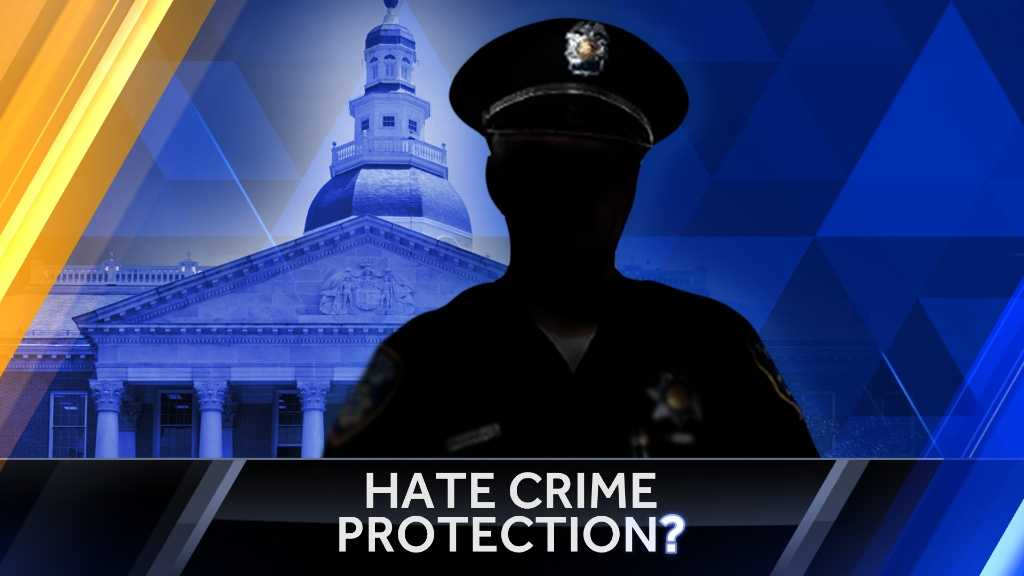 hate crime police protection bill